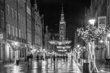 Fototapeta Londyn - Gdańsk Stare Miasto 1