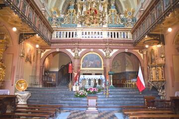 Parafia kościoła OO. Bernardynów, Grób Matki Bożej w Brodach, miejsce pielgrzymek wiernych,