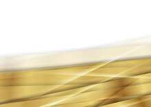 Golden Glossy Stripes Abstract Modern Geometric Vector Background