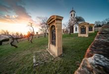 Small Chapel In Pecs, Hungary