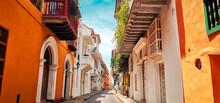 Old Street On The Coast