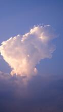 Nubes Y Cielo