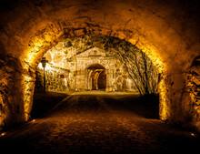 Tunnel In The Dark