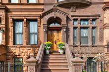 Harlem Brownstone - New York City