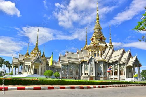 temple city Fototapet