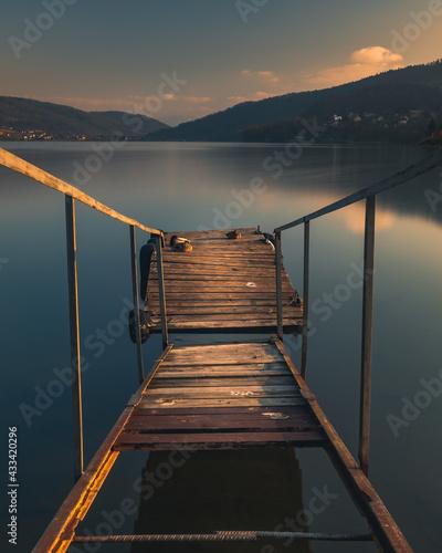 Fototapeta Most nad wodą obraz