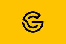 GC Logo Letter Design On Luxury Background. CG Logo Monogram Initials Letter Concept. GC Icon Logo Design. CG Elegant And Professional Letter Icon Design On Background. G C CG GC