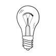 Electric Bulb Icon