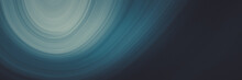 Abstract Half Circle Blue Gradient Background
