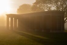 The Canadian War Cemetery In Groesbeek