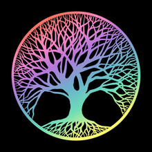 Outline Tree Of Life