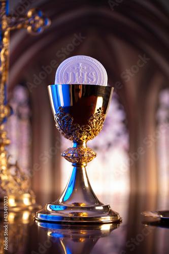 First Holy Communion Fototapet