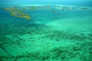 San Pedro island Belize Caribbean