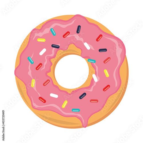 Fototapeta sweet donut dessert obraz