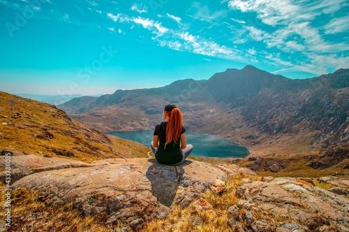Obraz na płótnie Snowdonia,Wales, UK