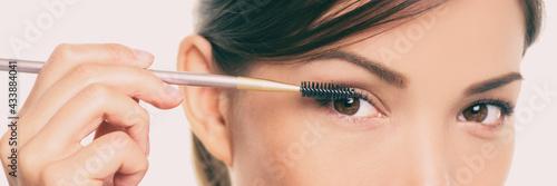 Beauty eyes lash lift Fototapeta
