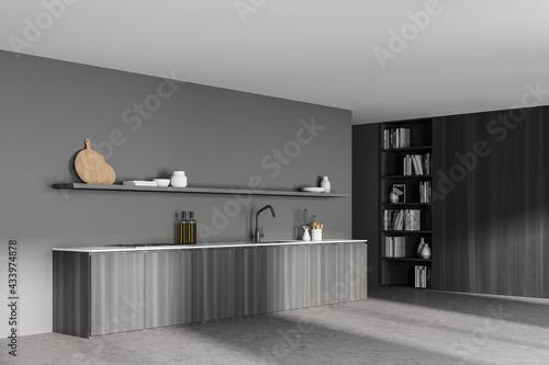 Tela Modern design kitchen room interior