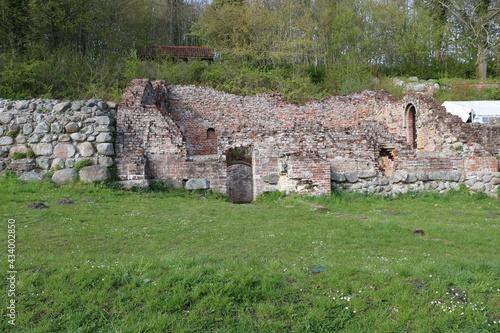 Carta da parati Antvorskov Monastery (Danish: Antvorskov Kloster) was the principal Scandinavian monastery of the Catholic Order of Saint John of Jerusalem, located about one kilometer south of the town of Slagelse