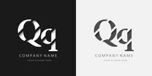 Q Logo Serif Upper And Lower Case