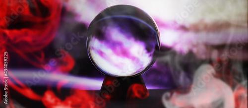 Fotografia Magic ball predictions