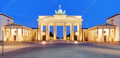 Obraz na plátně Berlin gate