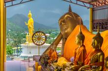 Buddha Statue Near Hua Hin