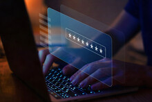 Password To Access Personal User Data, Cybersecurity Concept