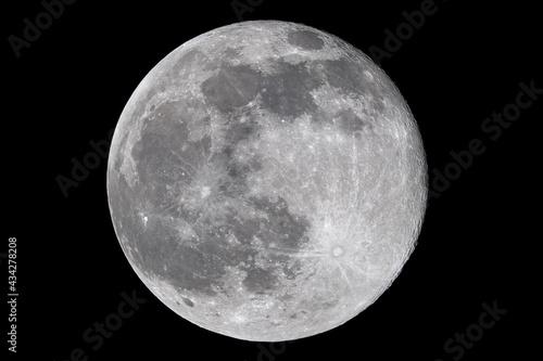 Fotografie, Obraz Full moon
