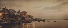 Varanasi City Olddest City In The World