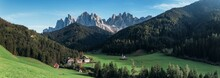 Dolomites Village Church