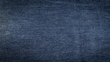 Blue Denim Texture And Jeans Background