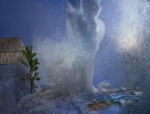 Paysage Imaginaire Geyser