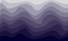 Modern Wavy Curve Abstract Presentation Background