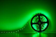 Led Strip Green Light Roll