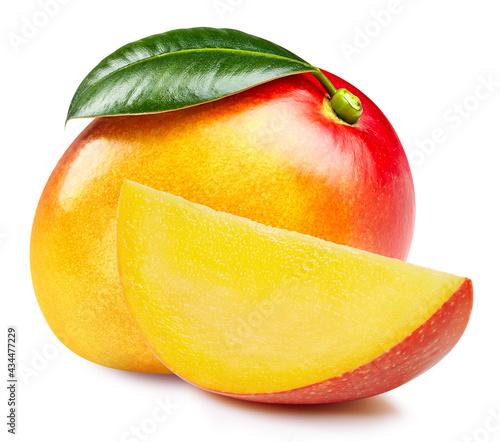 Fotografia Orange mango