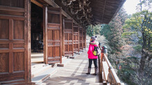 Shoshazan Engyo-ji Temple Is A World Heritage Site Considered A Major Destination For Travelers To The Kansai Region.