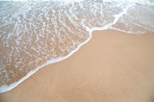 Surf Tranquil Sunlight Hot Tide Bay Shiny