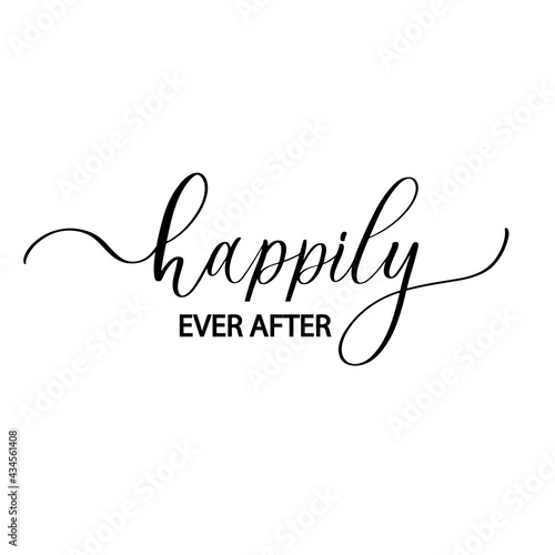 Canvas-taulu Happily ever after
