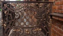 Cast Iron Stair Railing,wrought Iron Railings