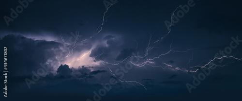 Obraz na płótnie Storm