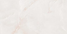 Polished Onyx Marble Texture Background With High Resolution For Interior Exterior Home Decoration And Ceramic Granite Tile Surface Design.