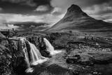 Fototapeta Fototapety do łazienki - Kirkjufell, Islandia