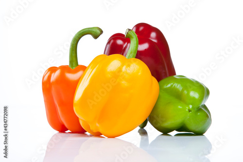 Fotomural Various colours pepper