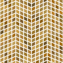 The Seamless Abstract Wood Color Parallelogram Patterns
