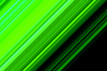Pastel Green Black Hypnotic Psyhedelic Abstract Lines Background Wallpaper.
