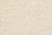Natural Linen Apricot-dyed Fabric Texture Background