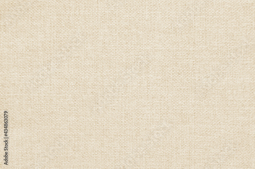 Fotografie, Obraz natural linen apricot-dyed fabric texture background