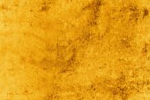 Closeup Yellow Stone Texture Background