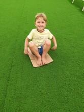 Portrait Of A Boy Enjoy His Fun World