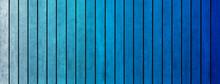 Fond Bois Bleu Avec Dégradés De La Teinte